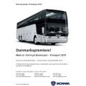 Mød Scania i hal H på Busmessen - Transport 2015