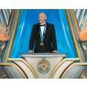 Människorättsaktivist tilldelas Scientologikyrkans frihetsmedalj för sitt arbete med att värna rättigheterna för de som skadats inom psykiatrin