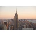 New York är storstaden som flest vill besöka minst en gång i livet