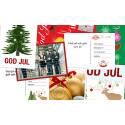 Postify introducerar Julkortsakuten.se och hjälper privatpersoner och företag till en stressfriare jul