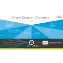 Nya Cisco Tetration Analytics realtidsanalyserar belastning och trafik i datacenter
