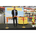 DHL inviger nya terminalen i Västberga – del i mångmiljoninvestering på svenska marknaden