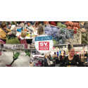Rekordstor Sy- och Hantverksfestival på Svenska Mässan 7–9 september