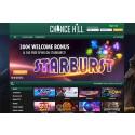 Nya online casinot Chance Hill lanseras i Sverige
