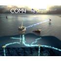 Com4 inngår 4G roamingavtale med Tampnet og legger til rette for en digitalisert offshorenæring