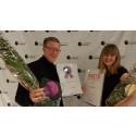 Helsingborgs stad delade ut och tog emot pris på Universum Awards