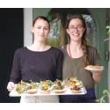 Råvaror från trakten och grönsaker i säsong på menyn när Saltå Kvarn nyöppnar sitt kafé i Järna