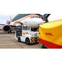 DHL Supply Chain utökar sitt samarbete med  easyJet och tar över markhanteringen på flygplatserna Manchester och Bristol