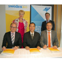 MoU between Swedish and Indonesian Life Science Industry Organisations
