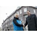 Örebrobostäder säljer del av kvarteret Ryttaren till Byggtema