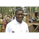 Denis Mukwege kommer till Sverige