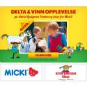 Påfylt salg! 85% på leker / Vinn opplevelse på Astrid Lindgrens Verden / 24% på regntøy / Opp til 22% på babyvakter og grinder / Nyheter fra My Only