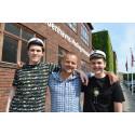 1149 nye NEXT-studenter: et gymnasium skrev historie