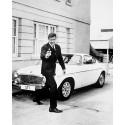Volvo Cars tar Sir Roger Moores 1800 S till bilmässan Techno-Classica