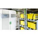 Sydbank øger driftsikkerheden med nye energieffektive UPS-anlæg