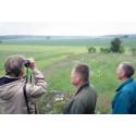 Samarbete med fågelskådare väcker lantbrukares engagemang för naturvård