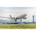 Ethiad Airways celebrates first anniversary at Edinburgh airport