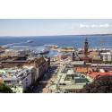 Fortsatt stark utveckling av turismen i Helsingborg 2018