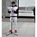 """Ahmad Mohajer: """"Jag vill vara en förebild för alla unga"""""""