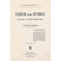 Fridtjuv Bergs bok Folkskolan såsom bottenskola i ny faksimilutgåva