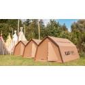 KarTent och Smurfit Kappa vinner prestigefyllt pris för global produktdesign för banbrytande miljövänligt tält