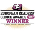 Net Insights Sye vinner 2017 Streaming Media Europe Readers' Choice Award