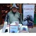Anders Blomström, författare till Eldskytten, nyss utgiven som ljudbok av Whip Media.