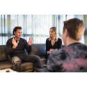 Bild: Stordalen coachar unga företagare från Sundsvall