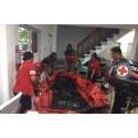Intensiva förberedelser inför tyfonen Haima