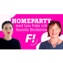 """Feministiskt Initiativ håller """"homeparty"""" i Södertälje"""