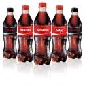 Ditt navn på Coca-Cola flasken – i en butikk nær deg