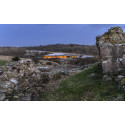 New Visitor Centre at Hammershus Castle Ruin