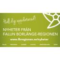 Nyheter från Falun Borlänge-regionen