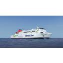 Trafikstart för Stena Nordica på Karlskrona-Gdynia