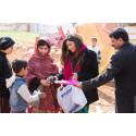 Malala Fund och Rädda Barnen tillsammans för syriska flyktingbarn