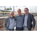 Brasiliansk järnvägsexpert till Nässjökonferensen
