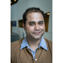 Santosh Pandit, postdoc at the Department of Biology and Biological Engineering