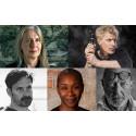 2018 års konstnärsstipendier från Ganneviksstiftelsen tilldelas Örjan Andersson, Josette Bushell-Mingo, Cecilia Edefalk, Martin Fröst och Stefan Jarl