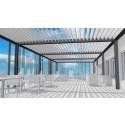 Nyhet i SEASIDE GARDEN väderskyddslösningar™ - Styra ljus & skugga