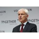 Ny strategi antagen: Volkswagen-koncernen ska bli en världsledande leverantör av hållbar mobilitet