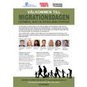 Välkommen till MIgrationsdagen 2016
