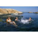 87 % av Sveriges vuxna tror sig vara simkunniga, men bara en tredjedel testar sin simkunnighet årligen.