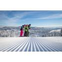 Stor interesse for alpin skikjøring og økt fortjeneste ga rekordresultat
