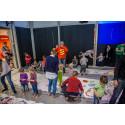 Tusentals skånska barn och unga tar del av bokfestival