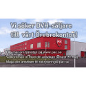 Vi söker DVH-säljare till vårt Örebrokontor