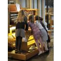 Upptäck orgeln!, påsklovsaktivitet för barn