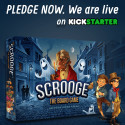 SCROOGE THE NEXT CHRISTMAS BLOCKBUSTER BOARD GAME?