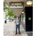 Joakim Lempiäinen ny hotelldirektör på Scandic Lugnet Falun och Scandic Borlänge