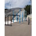 Ny treningspark i Holmenkollen