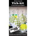 Virk-kit från Erica Laurell Organic Yarn hos Cosas.se